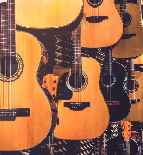 Cours de guitare à domicile Rouen